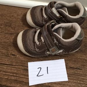 Stride Right Toddler Size 5